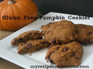 glutenfreepumpkincookies