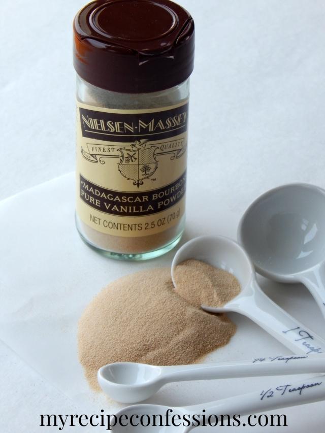 vanilla powder