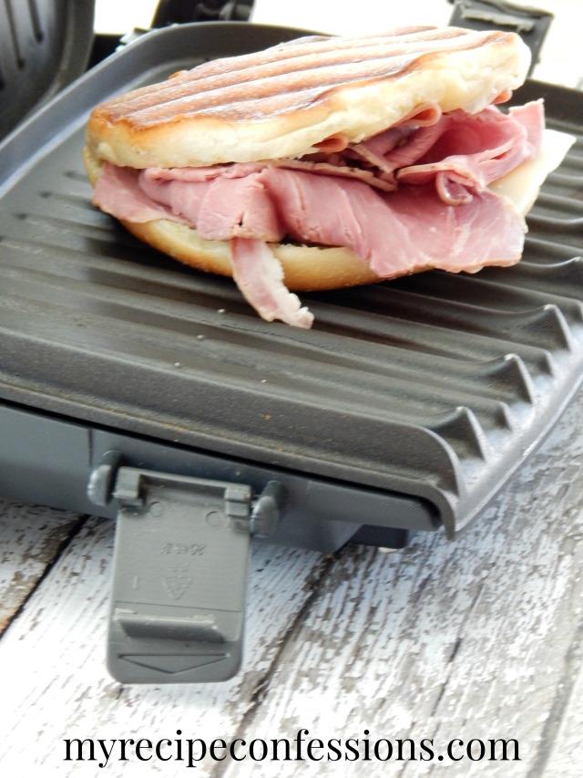 Panini Sandwich Grill