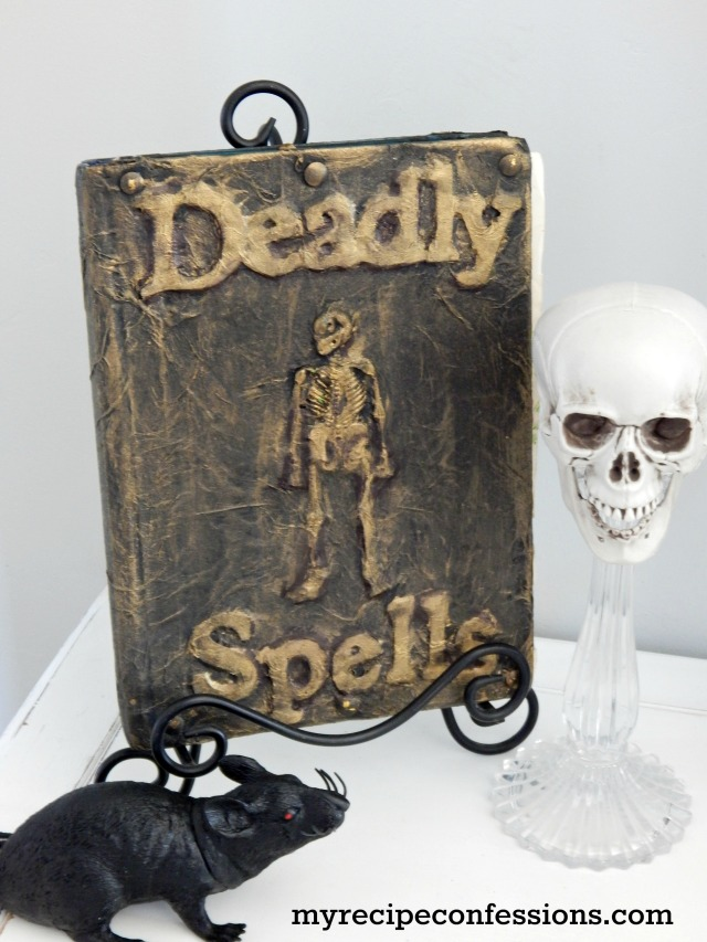 Deadly Spell Book