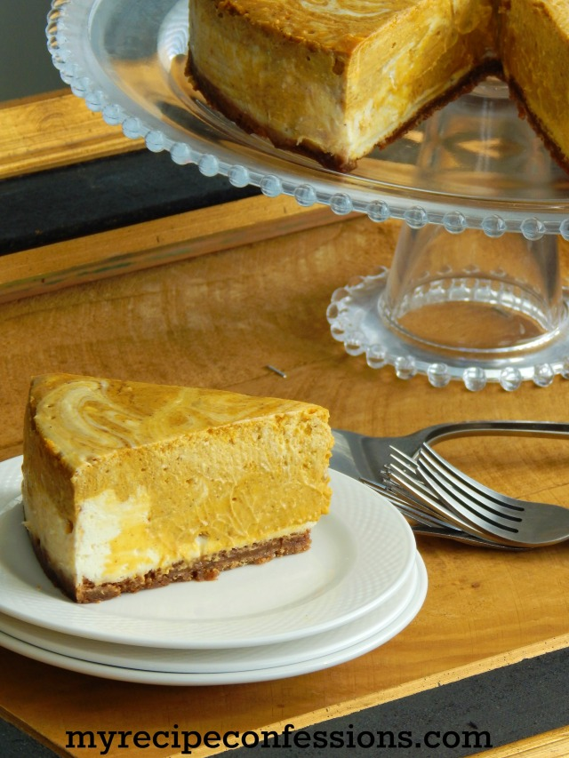 Pumpkin Pie Cheesecake2