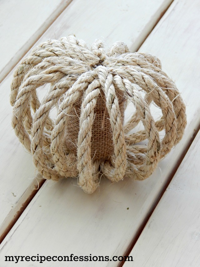 Rope Pumpkin5
