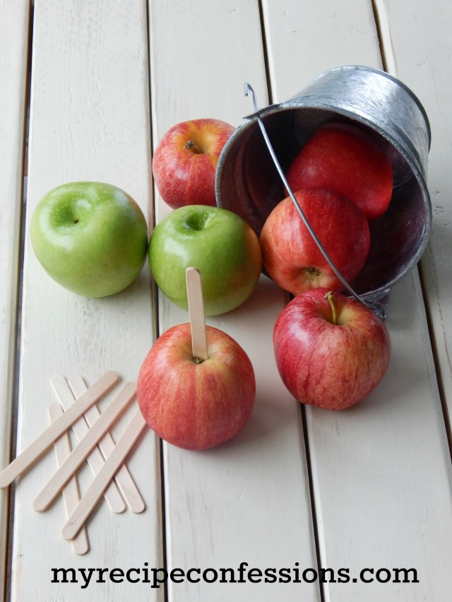 Tips and Tricks for The Perfect Homemade Caramel Apples3