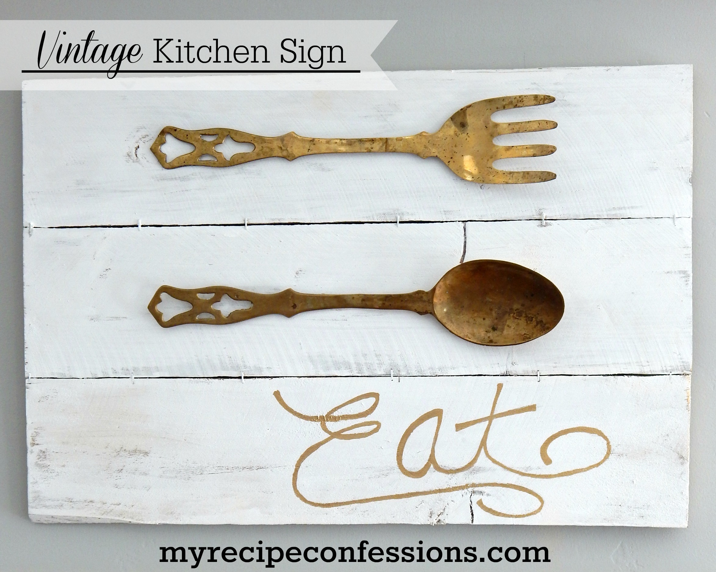 Kitchen Signs for Home